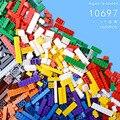 Woma building blocks 1000 unids leping ladrillos juguetes para niños brinquedos educativos ladrillos diy creativo envío gratis