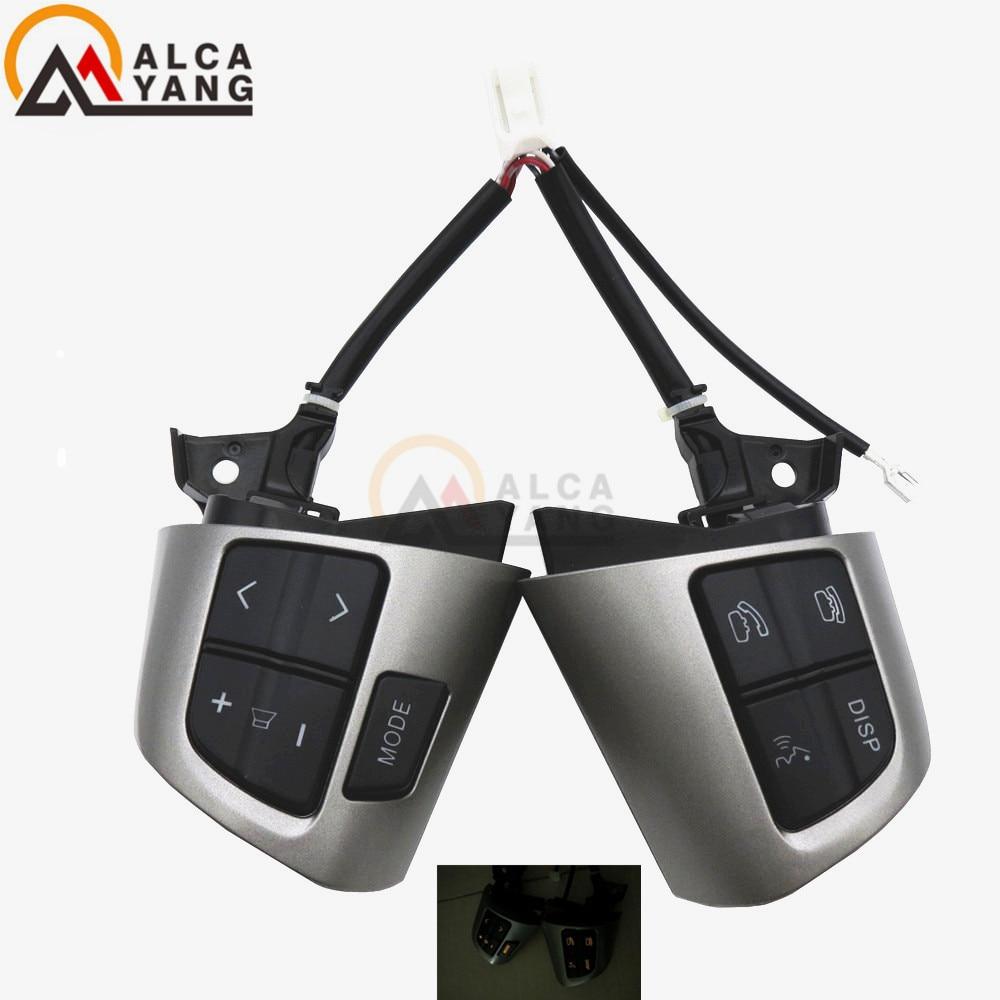 For TOYOTA COROLLA ADE150 NDE150 NRE150 ZRE15* ZZE150 2007-2013 Steering Wheel Audio Control Button цена в Москве и Питере