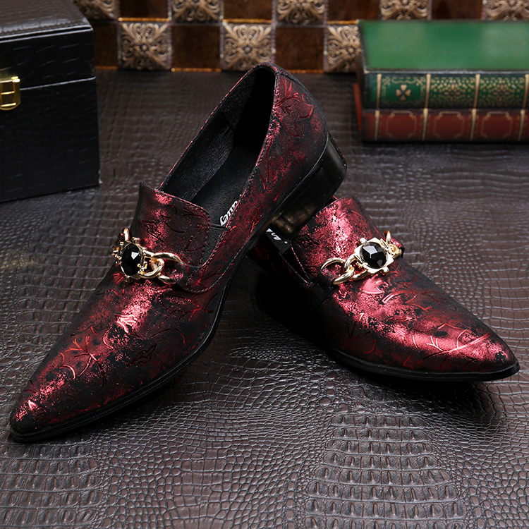 2018 mens genuine leather oxfords spring autumn wedding shoes oxfords fashion mens dress leather oxfords slip on shoes mujers ch kwok crocodile leather mens dress wedding oxfords slip on male business suits tuxedo oxfords spring autumn man derby shoes