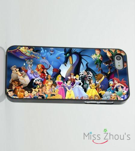 Characters Jungle Book Aladin back skins mobile cellphone cases for Samsung Galaxy mini S3/4/5/6/7 edge plus Note2/3/4/5