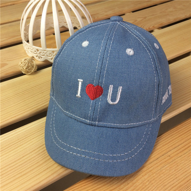 Baby sun hat male 1-5 years old summer boy cap children s baseball cap tide  girl cowboy hat child cap d35a980a86a