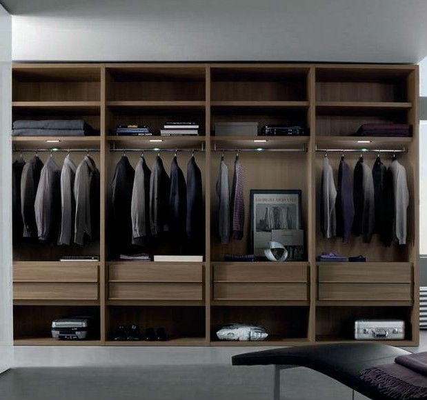 tissu armoire chambre ouvert armoires moderne - Armoire Chambre Moderne