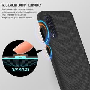 Image 3 - TOIKO X Bảo Vệ 2 Lớp Áo Giáp Trường Hợp Dành Cho Samsung Galaxy Samsung Galaxy A10 A20 A30 A50 A70 A80 Chống Sốc Lưng Lai PC Ốp Lưng TPU Vỏ