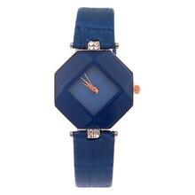 Quartz Watch Women Luxury Brand Casual Fashion Rhinestone Leather Bracelet Wristwatches For Women Dress Watches female clock
