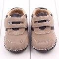 Novo Manual de Costura Em Buraco Fosco Em Sapatos 0 E 1 Ano de Idade Do Bebê Sapatos de Bebê Da Criança YEW346