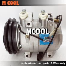 NEW DKV14C AC Compressor For Hyundai Excavator Hitachi Air A5000-674-00-1 11N690040 11N6-90040 11N892040 50000674001