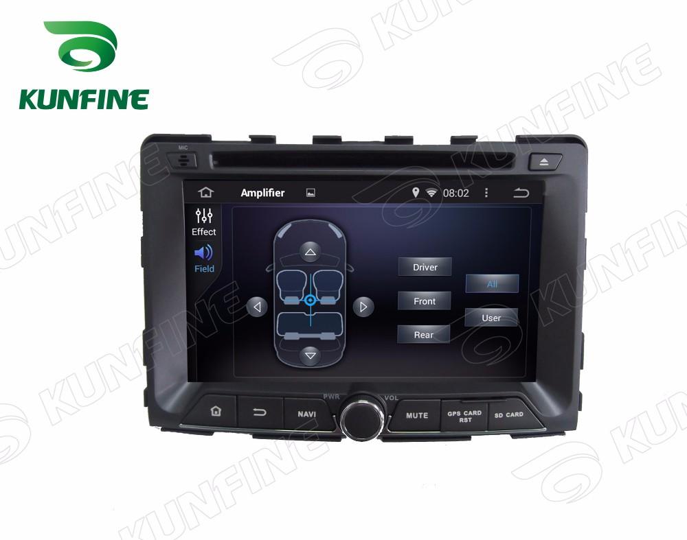 Car dvd GPS Navigation player for RODIUS Rexton 2014 B