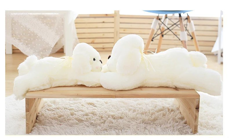 100 cm cute soft toy dog Reborn dolls Stuffed Toys for girls plush dog toys stuffed animals pillow valentines day gift kids toys
