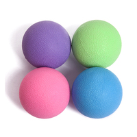 Hot sale Fitness Massage Ball Therapy Trigger Full Body Exercise Sports Crossfit Yoga Balls Relax Relieve Fatigue Tools