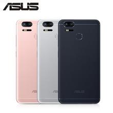 ASUS ZenFone 3 Zoom ZE553KL 4G LTE мобильный телефон 5000 мАч батарея 4 Гб 128 ГБ 3 камеры 12MP 5,5 «экран 1080×1920 p Android смартфон