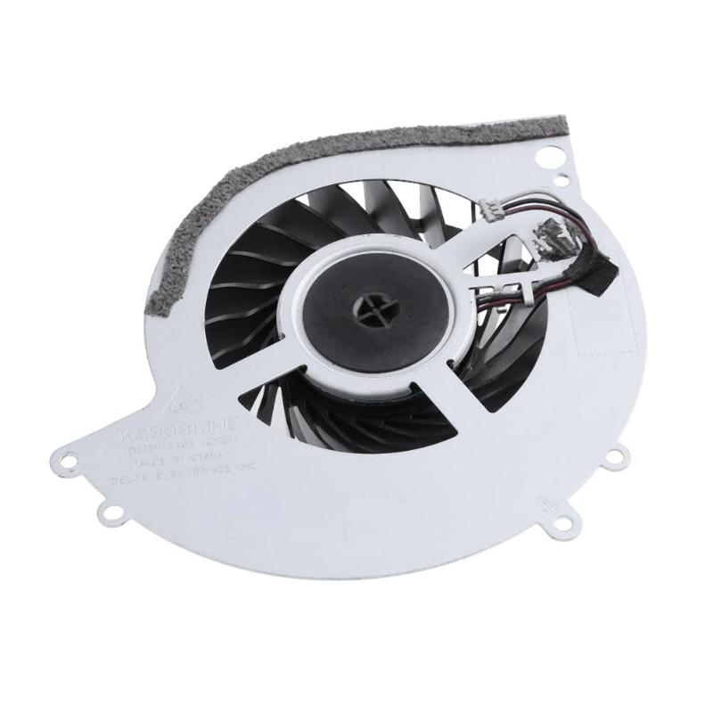 ALLOYSEED Internal Cooling Fan For Playstation 4 CUH-1001A 500GB KSB0912HE Replacement Part For Sony PS4 Game Accessories
