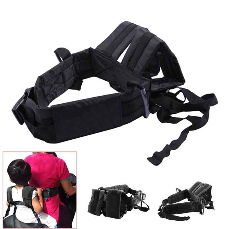 Kids Childrens Motorcycle Safety Belt Adjustable Electric Vehicle Safe Strap Carrier For Child Safe draagzak