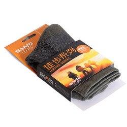 2 пар/лот мужские новые носки мужские профессиональные дышащие Sox быстросохнущие хлопковые носки