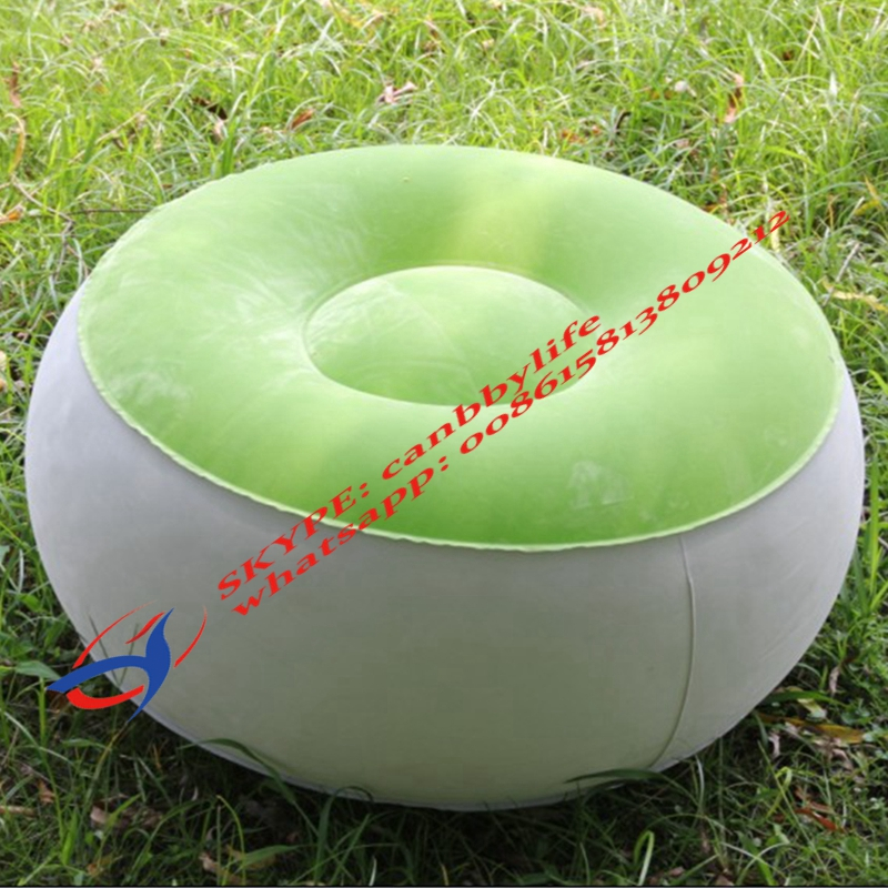 Inflatable Lawn Chair Indoor Swing With Stand Flocked Comfort Cruiser Bestway Airchair Outdoor Lounge Ottoman Foot Rest In Camping Mat From Sports Entertainment On Aliexpress Com