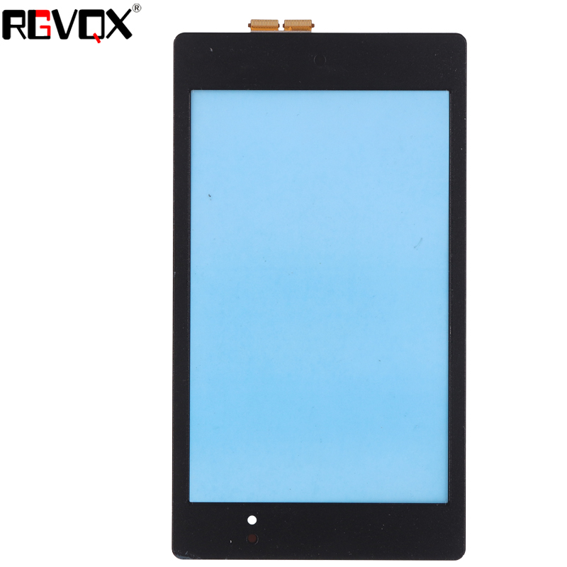 Outer Touch Screen Digitizer Glass Repair For ASUS GOOGLE NEXUS 7 ME370T Black T