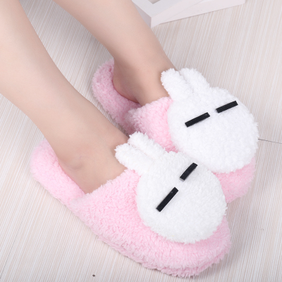 retail! The The Cute lady home floor soft ladies indoor slippers casual shoes cotton slippers. ORATEE winter soft floor slippers ladies plush indoor cotton slippers oratee