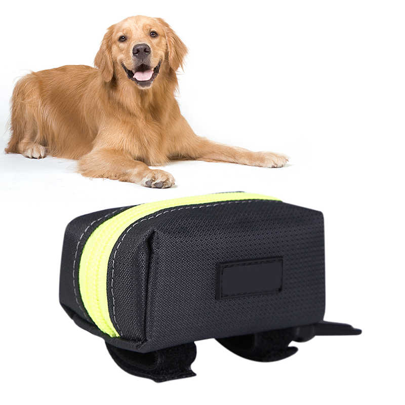 Impermeabile di Cacca di Cane Rifiuti Sacchetto Del Supporto Del Sacchetto Outdoor A Piedi Sacchetti di Immondizia Organizer Animale Domestico del Cucciolo del Gatto Pick Up Poop Bag Dispenser