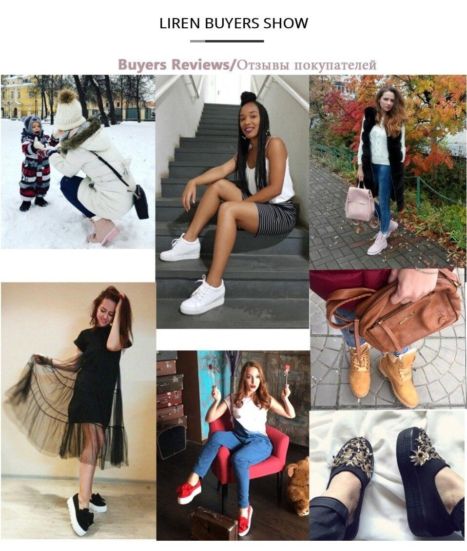 winter women shoes