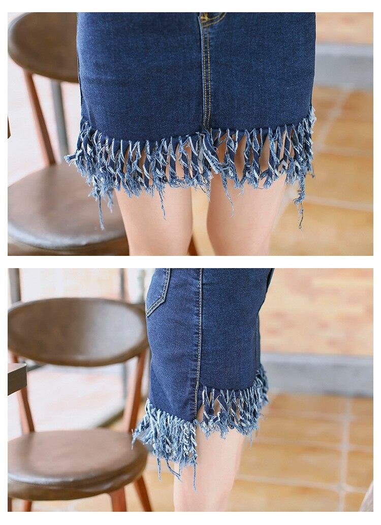 HTB1p2MUMpXXXXbQXpXXq6xXFXXXo - Denim Skirt Irregular Tassels Midi Skirt JKP170