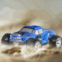 2017 vendita calda 50 KM/H ad alta velocità RC OFF Road truck A979 2.4G 1:18 4WD 4x4 RC Giocattolo Elettrico RC Cross-Country racing Car vs 12891