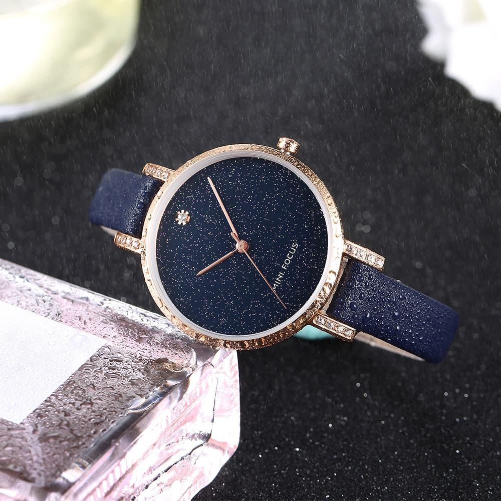 MINI FOCUS Mode Quartz Horloge Vrouwen Horloges Dames Meisjes - Dameshorloges - Foto 4