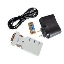 !!! BT578 RS232 bezprzewodowy mężczyzna i kobieta szef z master slave universal serial adapter Bluetooth, moduł Bluetooth