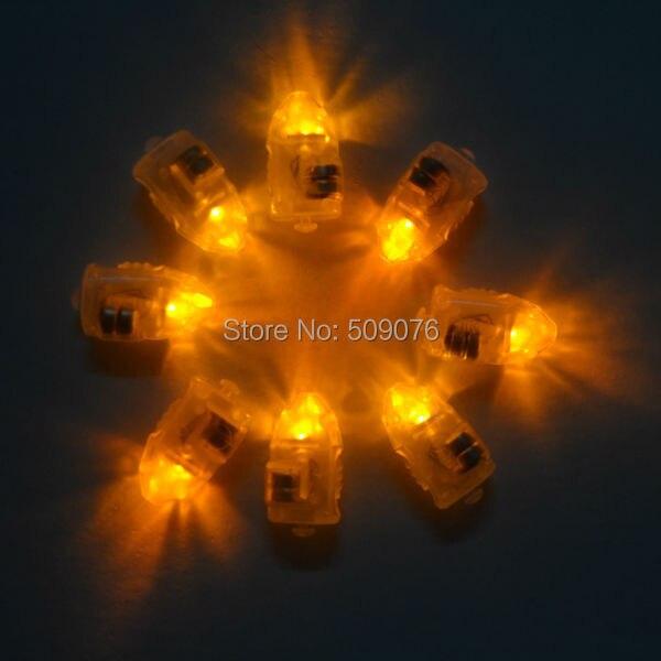 ᗐLivraison gratuite 10 pcs lot LED Ballons de Fête jaune Lumières ... a2be79718da