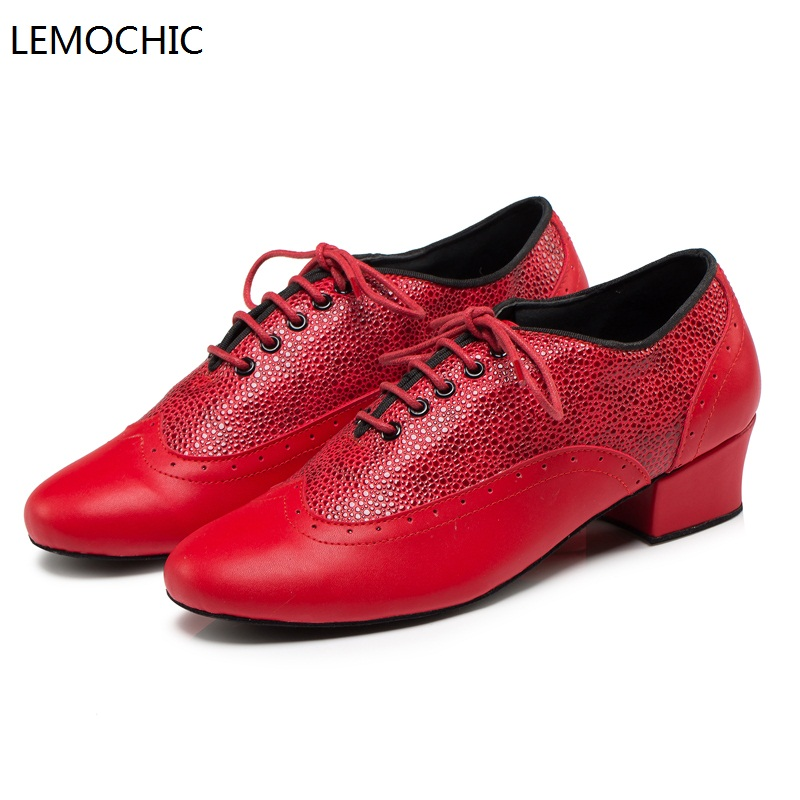 LEMOCHIC new men style rumba latin tango jazz belly tap arena classical ballroom shoes high quality for dancing ladies male lemochic newest ballroom latin jazz belly cha cha dancing hot selling samba rumba pole salsa tango arena dancing dance shoes