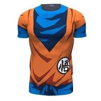 Newest Cute Kid Goku 3D T Shirt DBZ Short Sleeve T Shirts Male Female Anime Dragon Ball Z T Shirts For Men Cartoon Tee Shirts