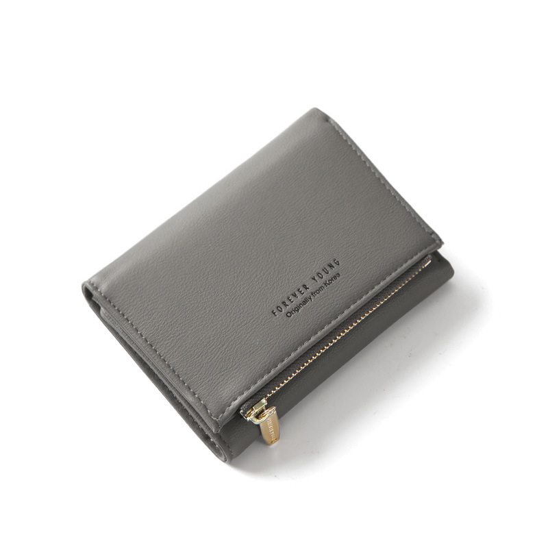 Women Wallets Coin-Pocket Purses Female Zipper Small High-Quality Ladies Id-Card-Holder