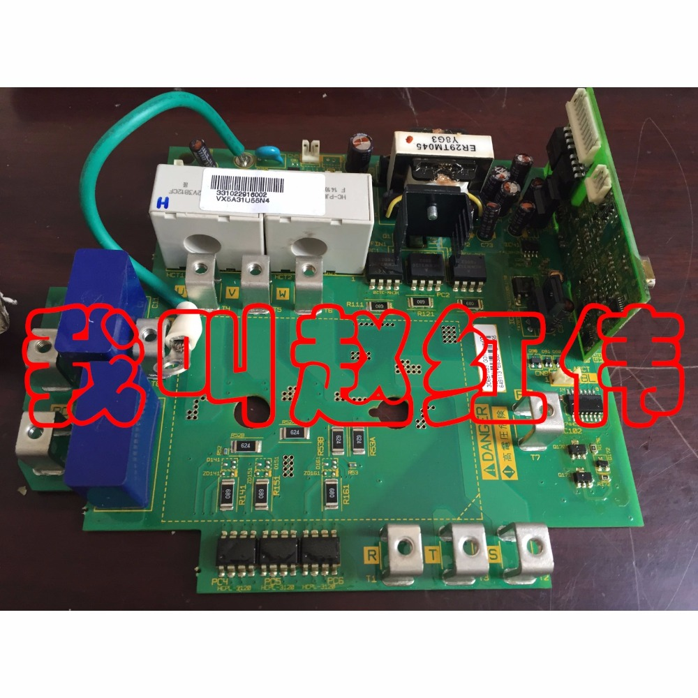 Frequency converter ATV302 and ATV31 series drive plate trigger plate power 2945403604 110kw frequency converter drive plate used in good condition can working
