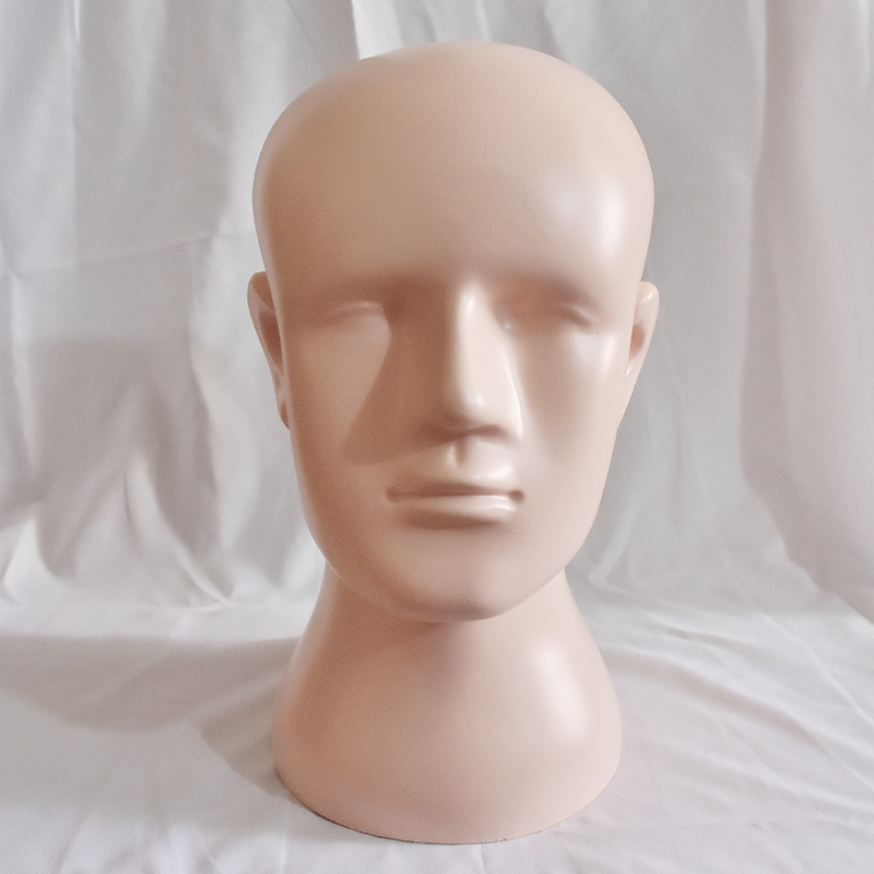 New Arrival Mannequin Head Modle Head Training Head for Hat Dummy Head Best ABS Wig Stand Hat Glasses Display Free Ship
