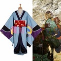 Mononoke Ayakashi Medicine Seller Kimono Cosplay Costume With Kerchief