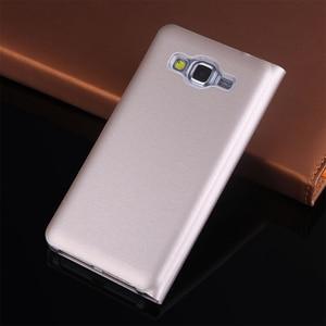 Image 4 - Funda de cuero con tapa para Samsung Galaxy Grand Prime SM G530 G531 G530H G531H G531F SM G530H, tarjetero