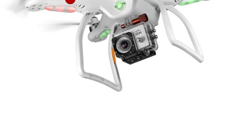 Newest Professional FPV Aerial Photography RC Quadcopter 4Ch 6 Axis Gyro 5.8g FPV RC drone with Brushless Motor Gimbal 4k camera