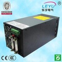 Высокая мощность SCN 1200 24 AC DC 220 V Одиночный выход Индикатор драйвер 50A импульсный источник питания светодиодного табло параллельное функцион