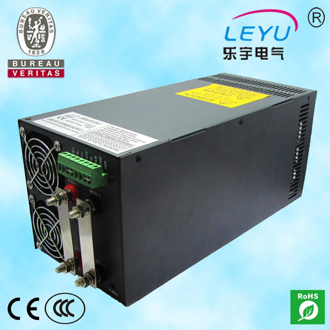 High power SCN-1200-24  AC DC 220V single output LED driver 50A switching power supply Parallel function limit switches scn 1633sc