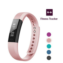 Fitness Tracker Smart Bracelet ID115 Veryfit APP Bluetooth Band Activity Monitor Alarm Clock Sports Wristband for iOS Android id115 smart bracelet band sleep activity fitness tracker alarm clock pedometer wristband for ios android pk fitbits smartband