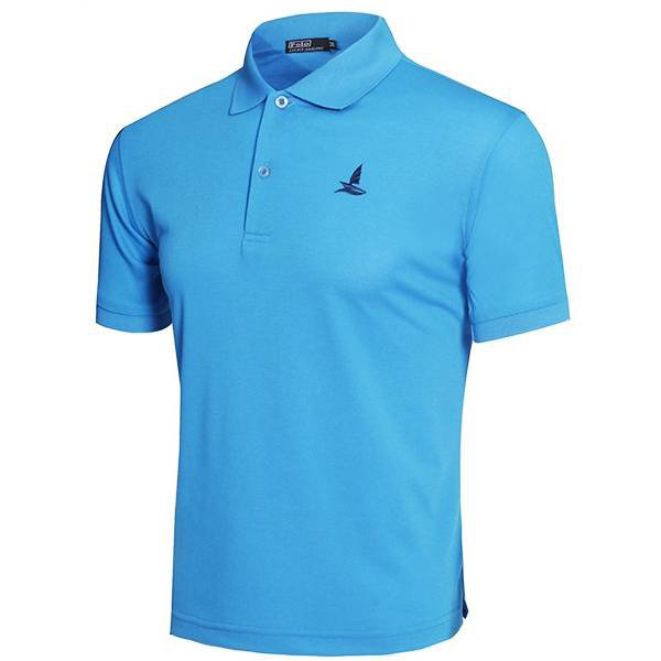 New Men's Polo Shirt High Quality Cotton Mens Casual Solid Color Embroidery Quick Drying Breathable Short Sleeve POLO Shirt