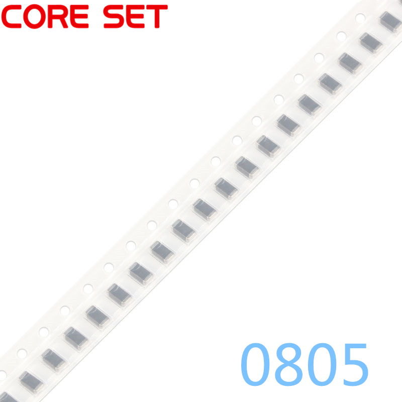 50Pcs/Lot 0805 SMD Inductor 1UH 2.2UH 2.7UH 3.3UH 4.7UH 5.6UH 6.8UH 7.5UH 8.2UH 10UH 22UH 33UH 47UH 68UH 100UH All Series 4000pcs 2012 0805 12nh chip smd multilayer high frequency inductor