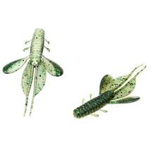 8pcs/lot Craws Soft Lures Fishing For Fishing Soft Bait Shrimp Bass Bait Peche Gear 65mm 1.9g Soft Shrimp Artificial Bait Silico