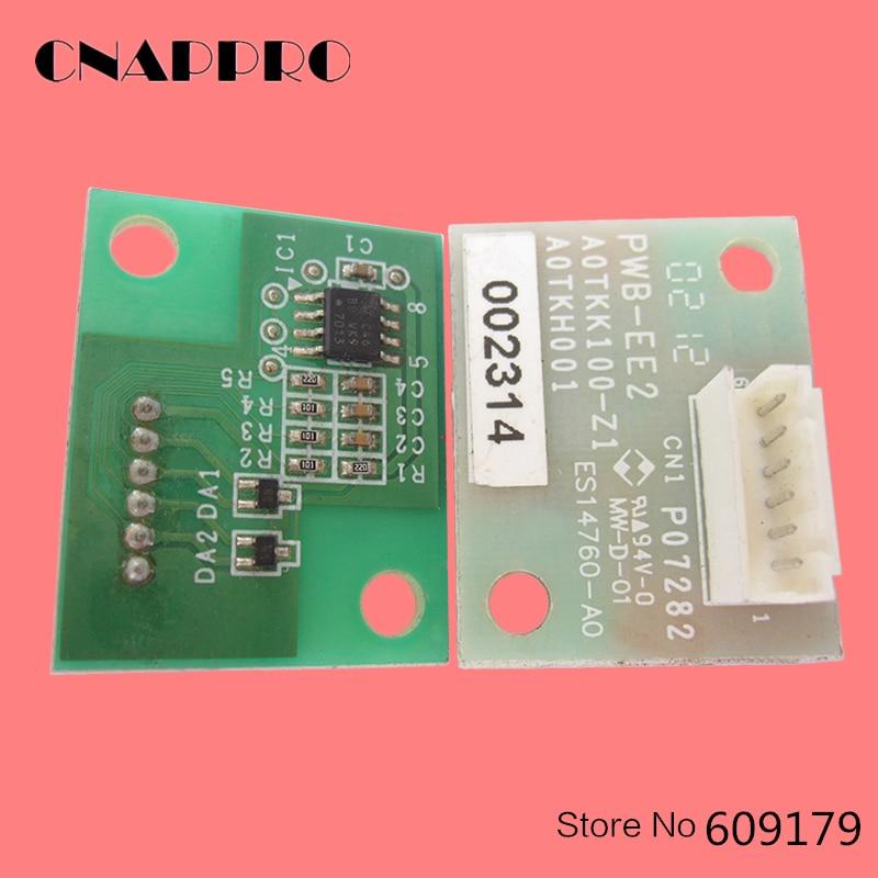 C754 15 x Toner Reset Chip for Konica Minolta Bizhub C654 C754e C654e TN712