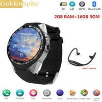 S99C PK LEM5 Pro Smart Watch Android 5 1 OS 2GB Ram 16GB Rom MTK6580 Quad