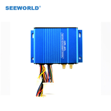 GPS Tracker For Automotive Taxi Truck Motor Container Transportation With Free Internet GPRS Platform S208