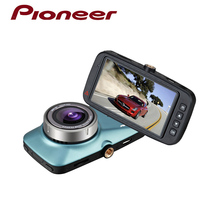 Pioneer DVR110 130 Degree DVR Car Camera 1080P Full HD Automatic Video Recorder 2.7″ Dash Cam G-sensor with Night Vision