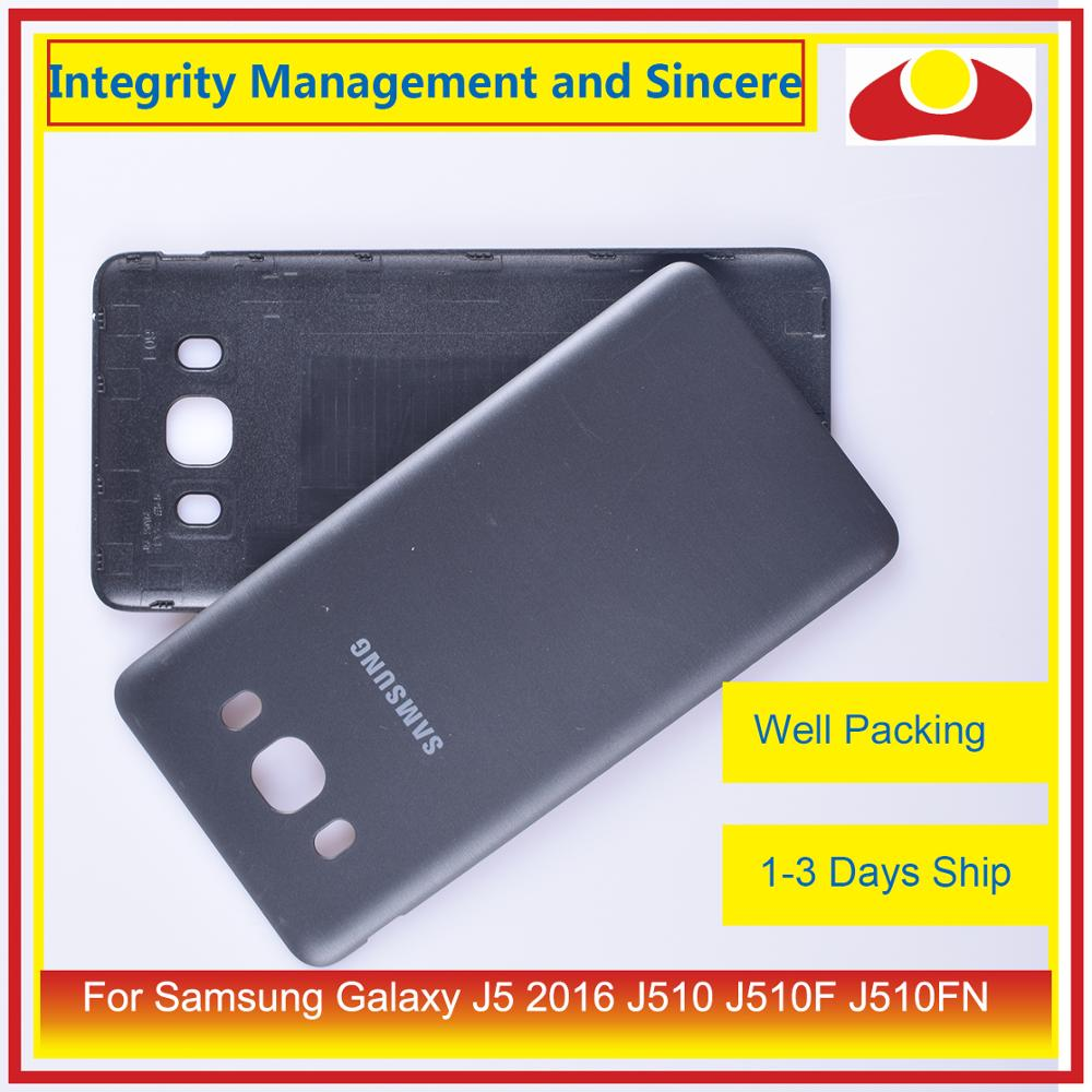 Image 5 - Original For Samsung Galaxy J5 2016 J510 J510F J510FN J510H J510G Housing Battery Door Rear Back Cover Case Chassis Shell-in Mobile Phone Housings & Frames from Cellphones & Telecommunications