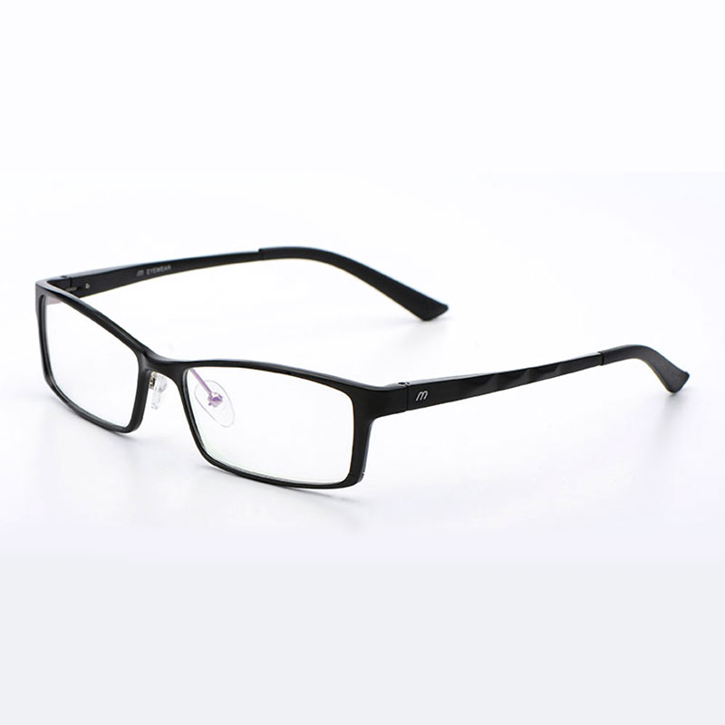 Reven Jate B2037 Optical Eyeglasses Frame For Men And Women Eyewear Prescription Glasses Rx Alloy Frame Spectacles Full Rim