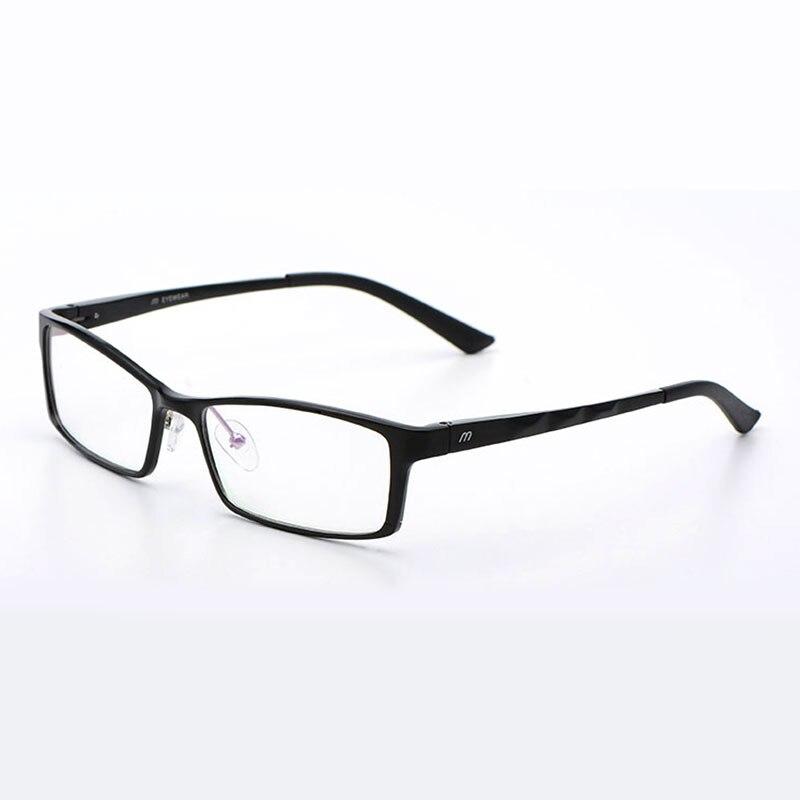 Reven Jate B2037 Optical Eyeglasses Frame for Men and Women Eyewear Prescription Glasses Rx Alloy Frame Spectacles Full Rim-in Men's Eyewear Frames from Apparel Accessories