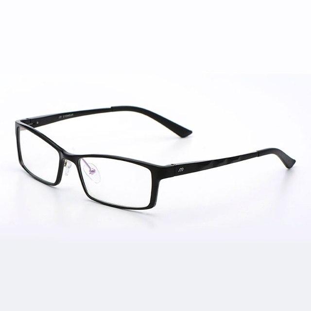 Reven jate b2037 남자와 여자를위한 광학 안경 프레임 안경 처방 안경 rx 합금 프레임 안경 전체 테두리