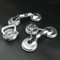 New Aluminum Alloy Vacuum Suction Plate Lifter For Glass Tiles Marble Granite